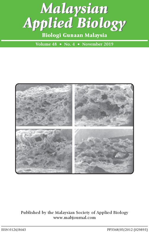 View Vol. 48 No. 4 (2019): November 2019
